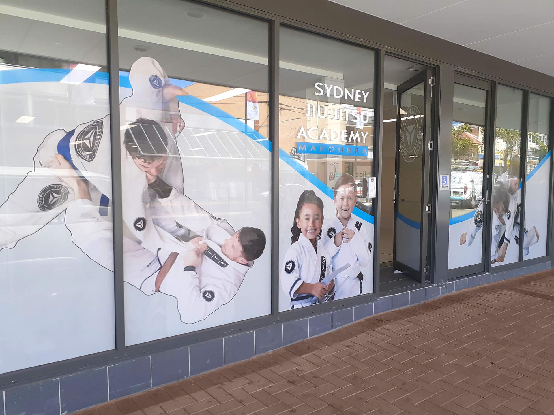 Windows Graphics Sydney